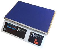 Весы фасовочные ВТЕ-Центровес-3-Т3-ДВЭ от 10г до 3кг, дискретность 0,5г.
