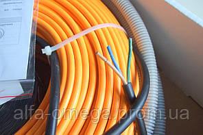 Нагревательный кабель Woks-17, 2000 Вт (123м), фото 3