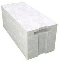 Газоблок стеновой Стоунлайт (Бровары) паз-гребень 400х200х600, фото 1