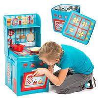 """*Игровая коробка для хранения Pop-it-Up """"Кухня"""" 29x29x62см"""