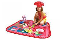 """Игровой детский коврик Pop-it-Up """"Кухня"""", детский развивающий коврик"""