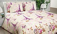 Комплект постельного белья Грезы о Париже (Комплект)