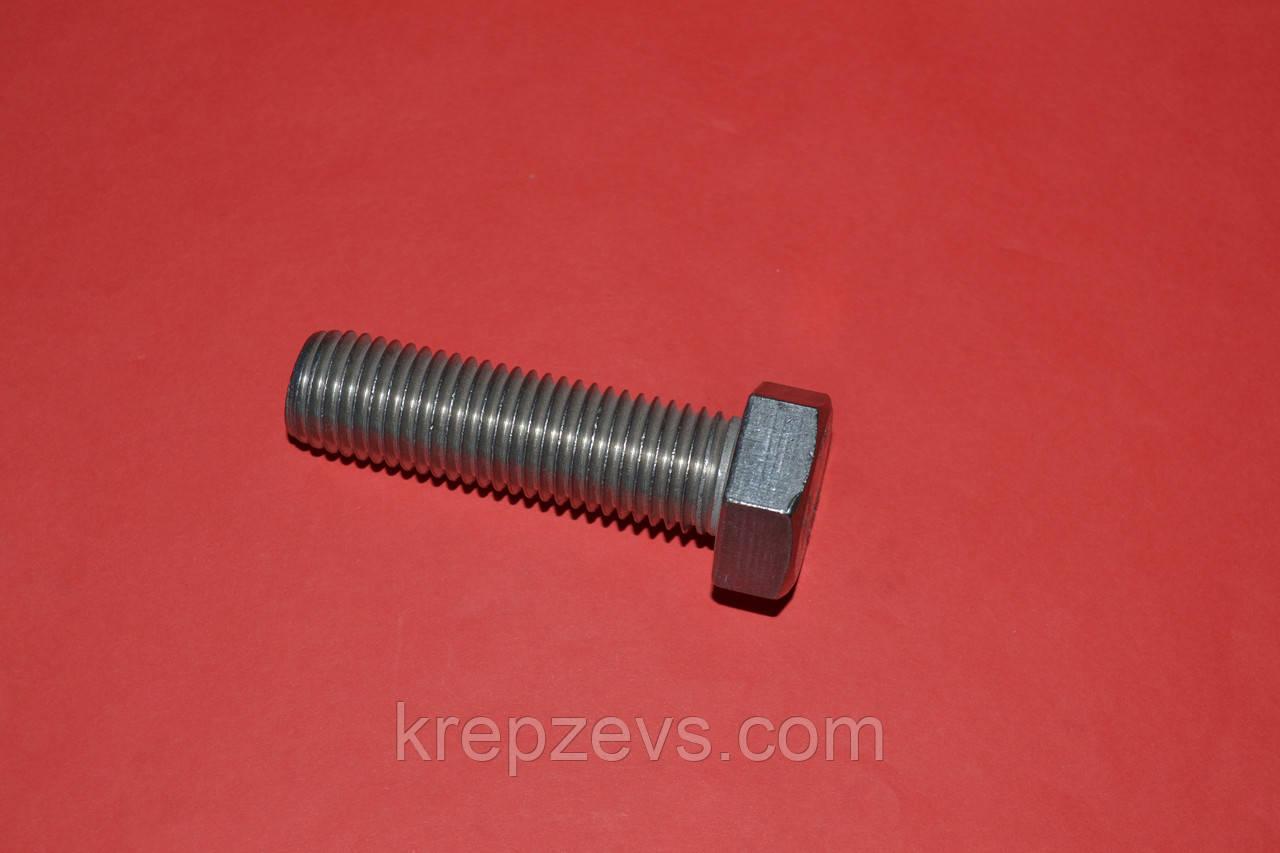 Болт нержавеющий М6 ГОСТ 7798-70, DIN 933