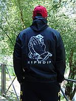 Мужская ветровка  Ripndip Black  (Реплика ТОП ), фото 1
