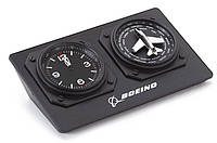 Часы Boeing World Timer with Plane 460060020358 (Black)
