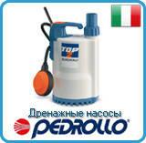 Дренажные насосы Pedrollo