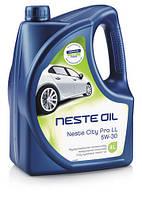 Масло моторное синтетическое Neste City Pro LL 5W30 (API SL/CF)