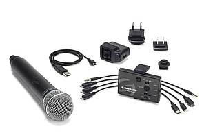 Мобільний радіомікрофон (радіосистема) SAMSON GO MIC MOBILE w/Q8