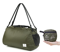 Лёгкая дорожная сумка 32л складная NatureHike Ultralight carry Bag NH17F010-D