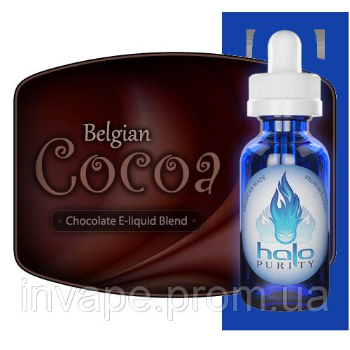 Halo - Belgian cocoa (Клон премиум жидкости)