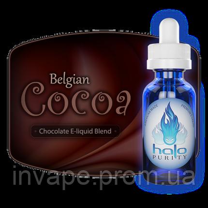 Halo - Belgian cocoa (Клон премиум жидкости), фото 2