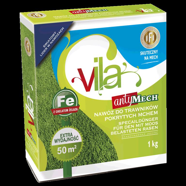 Удобрение Vila Yara для газона от мха 1кг