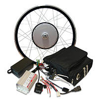 Электронабор для велосипеда 48V800W Стандарт 26 дюймов передний, фото 1