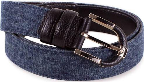 Мужской необычный кожаный ремень ETERNO (ЭТЭРНО) E355703-navy