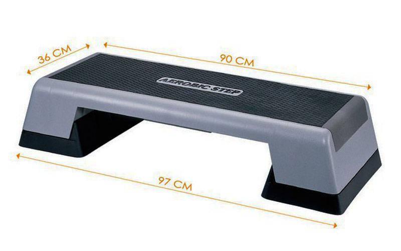 Степ-платформа Aerobic Step FI-770ТR, фото 2