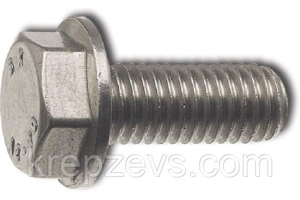 Болт нержавеющий с фланцем М20 DIN 6921, ОСТ 37.001.193 (А2-70, А2-80)