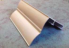 Заглушки на алюминиевый карниз СМ, ОМ (10шт/уп), фото 2