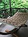 Гамак ohaina ручной работы с мягкими косами цвет бежевый, фото 3