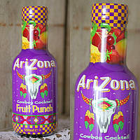 AriZona Fruit Punch (Аризона -Фруктовый пунш) 500 ml.