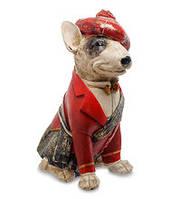"""Декоративна статуетка """"Собака о'рейлі"""" NS-177. Символ 2018"""