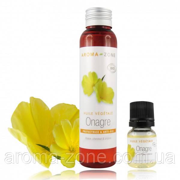 Растительное масло Энотеры ( Примулы вечерней)Oenothera biennis BIO,100 мл.