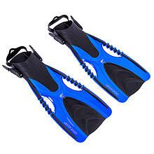 Ласти Dolvor F88 DeepShark L/XL(42-46) синій