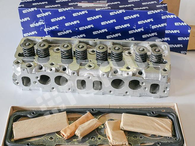 Головка блока цилиндров (ГБЦ 4213-1003001-40) УАЗ 452, Hunter 4213 с клапанами