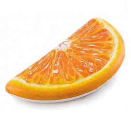 Надувной матрас Intex 58763 Апельсин 178х85 см