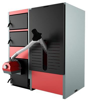 Опалювальні твердопаливні котли Marten Comfort Pellet MC-20P (Мартен Комфорт Пелет 20 кВт)