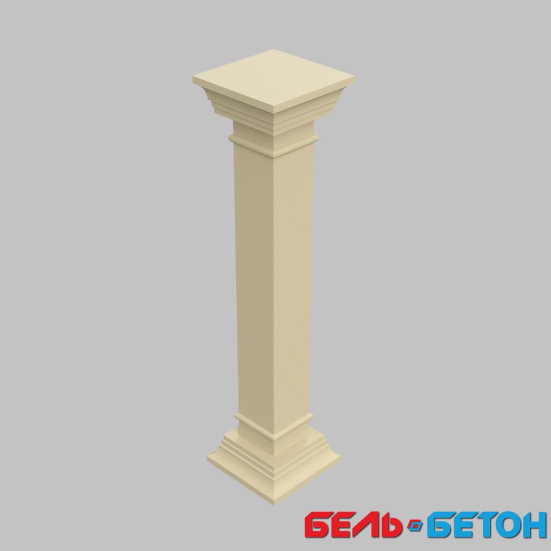 Балясина из архитектурного камня (Арт. BB83)