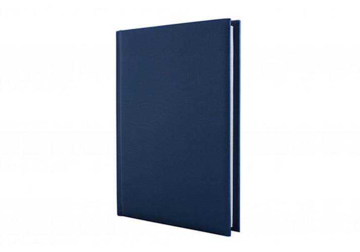 Ежедневник недатированный А6 Economix Capys, темно-синий