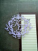 Вензель свадебный,монограмма,герб 3