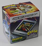 Game Boy Advance (Graphite) SP+TFT карта