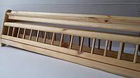 Кормушка для голубей деревянная - 1м