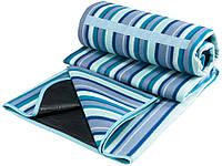 Плед для пикника с подкладкой «Riviera», синий (10013700_OS)