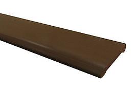 Арт.03 Наличник пластиковый прямой коричневый, шт
