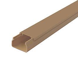 Кабель-канал 10х15 (коричневый), шт