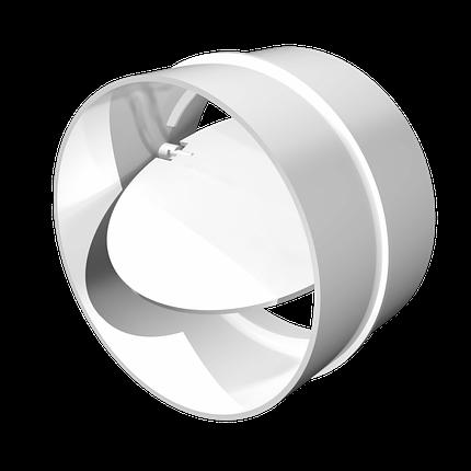 Соединитель с обратным клапаном D125 мм, шт, фото 2