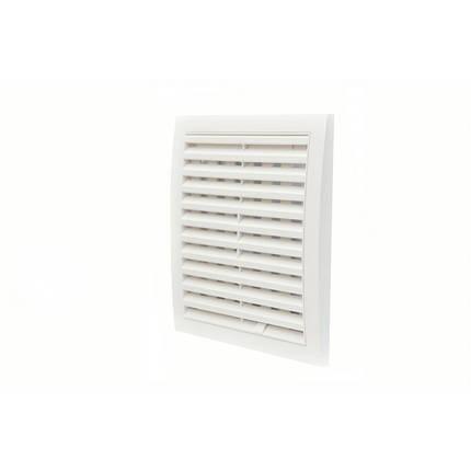 Решетка вентиляционная вытяжная АБС 200х200 мм, шт, фото 2