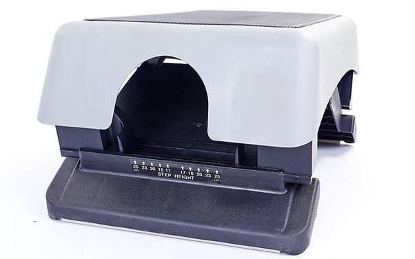 Степ-платформа регулируемая 5-уровневая Aerobic Step FI-790, фото 3
