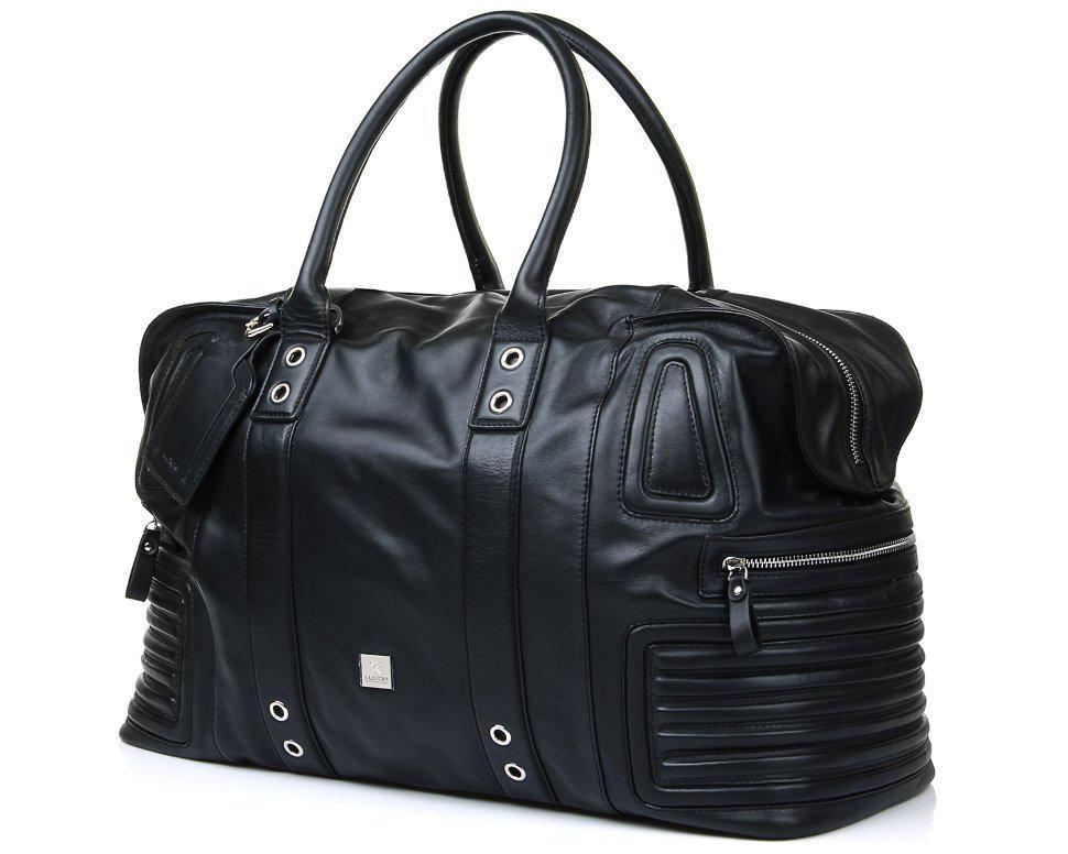 Дорожная сумка из натуральной кожи Luxon 811-7-77