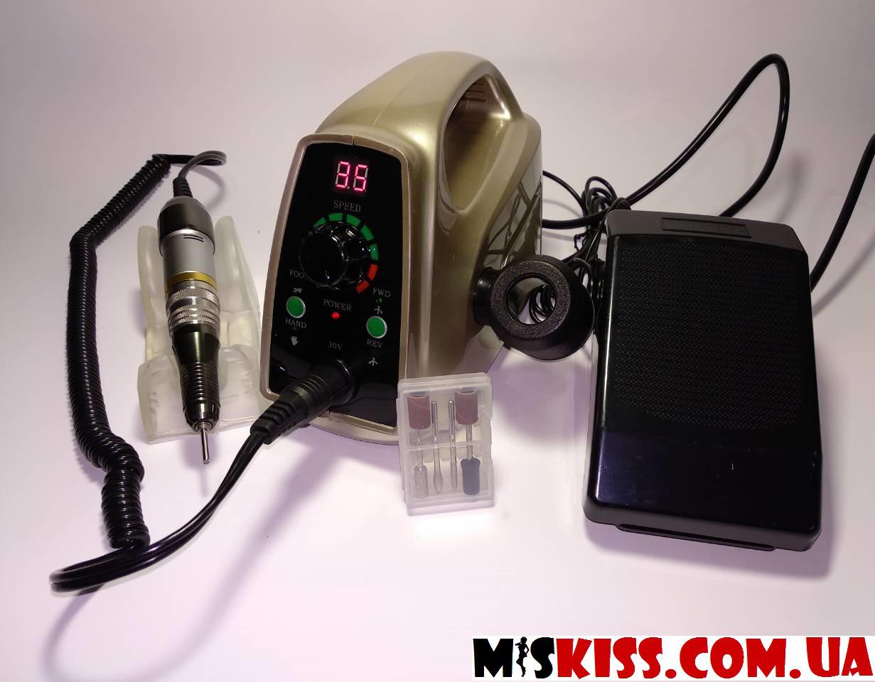 Фрезер для маникюра и педикюра сенсорный SiMei Fei Mei DM 014A 65W