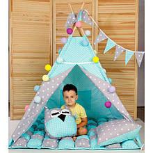 Вигвам Звезды, детская игровая палатка