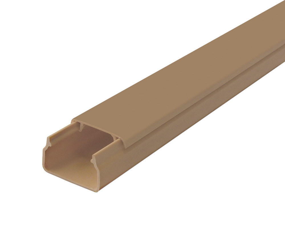 Кабель-канал 40х100 (коричневый), шт