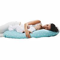 Ортопедическая подушка для беременных и кормящих мам TRELAX BANANA П33