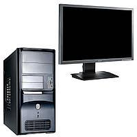 Системный блок на базе Athlon X2 260 (2 ядра по 3.2GHz) / 8GB DDR3 / 160GB HDD + монитор Acer B223W / 22' / 1680x1050