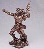 Статуэтка Veronese Зевс 26 см 75947 A4, символ высшей власти