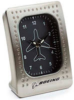 Настольные часы Boeing Aircraft Window Clock 460060030169 (Silver)