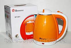 ЭлектрическийчайникDomotecDТ-901Оранжевый