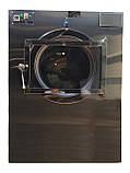 Промышленная стиральная машина СМ-А-50ЭОП (н/ж, с отжимом, электрическим и паровым видом обогрева), фото 2